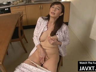 Japanese MILF Fucked on The Public Bus