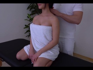 Why Mom didn't want me to have a Full Body Massage - ANAL