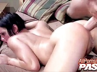 Brunette with dirty mind, Tory Lane is moaning while getting banged, because she is about to cum