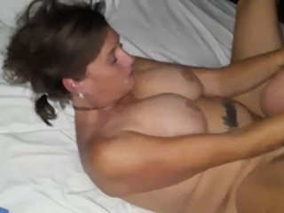 spot light - real orgasm - milf amateur loud orgasm