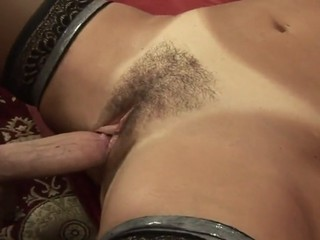 Hairy Mature With Tan Lines