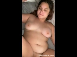 Cute chubby Teen fucked by her BF